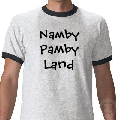 Namby Pamby - Girlz!